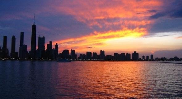 chicago_sunset